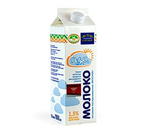 Молоко 1,5%