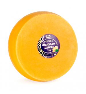 """Сыр """"Мааздам деЛюкс"""""""